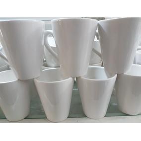 Tazas Cómicas En Blanco. De Ceramica De 1 C . Fabricantes.