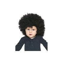 Peluca Negrito Para Disfraz De Negrito