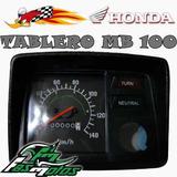 Tablero Honda Mb 100 Al Mejor Precio Solo En Fas Motos!!!!!