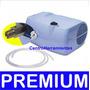 Compresor Aerografo + Micro Valvula Automatica Nuevo Modelo