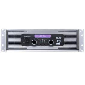 Amplificador Back-stage De Potencia 4000w, Dsp-40