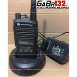 Radiotransmisor Portátil Motorola Ep350 Uhf De 99 Canales