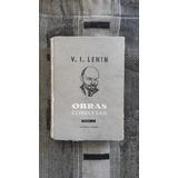 Obras Completas De Lenin Solo Tomo I