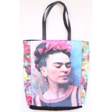 Atacado 6 Bolsas Frida Kahlo Artista Mexicana 27 Modelos