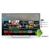 Televisor Led Smart 3d Sony 50 W805c C/android Tv Motociclo