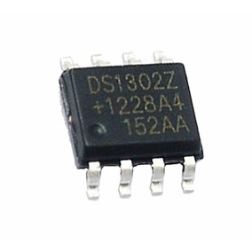 Circuito Integrado Ds1302 Smd Sop-8