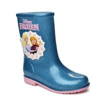 Galocha Infantil Frozen Grendene 21432 - Azul/rosa