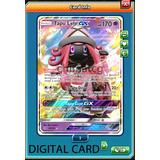 Carta Pokémon Tapu Lele Gx #060/145 - Tcg Online