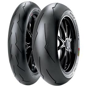 * Llanta Moto Pirelli Diablo Super Corsa Sp V2 190/55-17