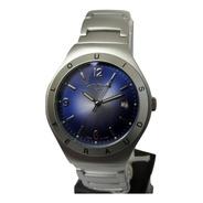 Reloj Louis Féraud Aluminium Original Garantía Oficial 12 M.