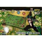Juego De Mesa Ben 10 Descubre A Los Alien Nuevo