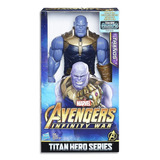 Marvel Avengers Infinity War Titan Hero Series Thanos Hasbro