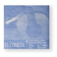 El Cometa Cuerda 800(12) Para Guitarra Clásica, 1a, Nylon