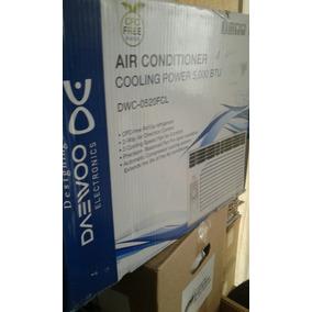 Aire Acondicionado Daewoo De Ventana Corriente 110v