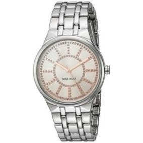 Reloj Nine West Modelo: Nw1919pksb Envio Gratis