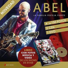 Cd + Dvd + Libro - La Familia Festeja Fuerte - Abel Pintos