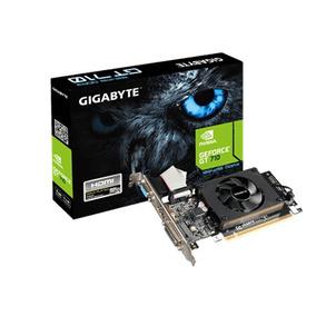 Gigabyte Geforce Gt710 1gb Ddr3 Pcie Gt 710 Cooler Oc Hdmi