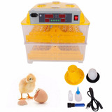 Incubadora Pollo Con Volteador 112 Huevos Automatica Incubar