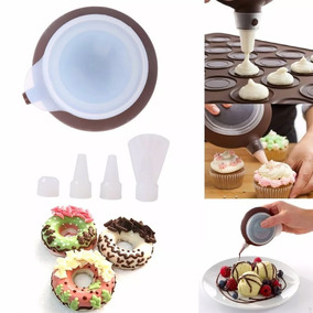 Molde Dispensador Para Decoracion De Pasteles Cupcake H3177