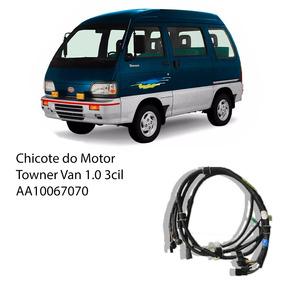 d61c1e09a05 Chicote Completo Da Asia Towner - Peças Automotivas no Mercado Livre ...