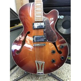 Guitarra Electrica Jazz Faim 335 Jazz Caja Musicapilar
