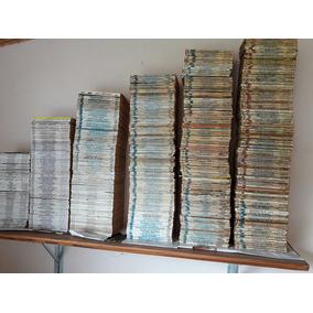 Coleção Tex Normal Quase Completa 565 Gibis