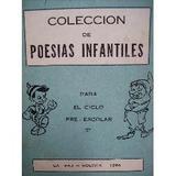 Poesias Infantiles Arduz De Echenique Bolivia 1966
