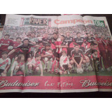 Poster, River Plate Campeon 2004