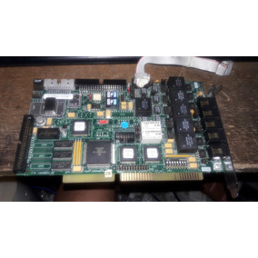 Nice Systems Laf24 Audio Card 5-port 503a0045-2b (1855)