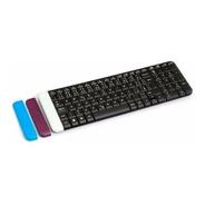 Teclado Inalambrico Logitech K230 Wireless Mini Compacto Usb