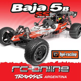 Auto A Radio Control!!! Hpi Baja 5b Ss!! Local!!