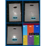 Bolsas Plasticas Tipo Boutique 20x30 - 30x40 - 40x50