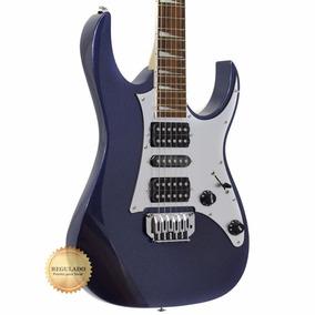 Guitarra Ibanez Gio Grg 170 Dx Navy Metallic S/ Juros!