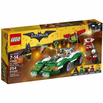 Lego Batman The Movie The Riddles Riddle Race