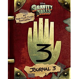 Diario Gravity Falls Journal 3 Original Disney Book U. S. A.