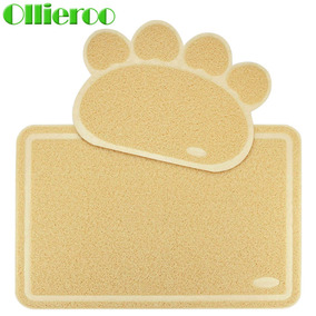 Ollieroo Premium Cat Durable Basura Tamaño... (yellow (m))