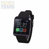 Reloj Smartwatch U8 Bluetooth Notificaciones Mp3 2017