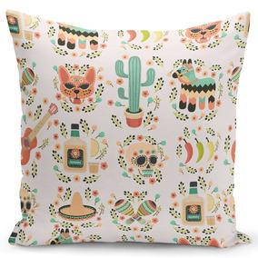 Cojin Decorativo Moderno | Diseño Mexicano | Fiesta