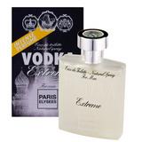 Vodka Extreme For Men 100ml Paris Elysees