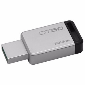 Pendrive Kingston Datatraveler 50 128gb Usb 3.1/3.0/2.0 - Pr