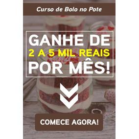Bolo No Pote Brigadeiro Gourmet 348 Videos Doces, Salgadados