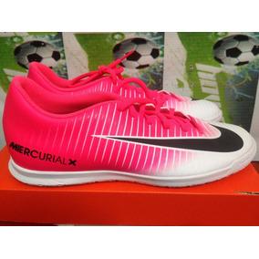 Tenis Futbol Nike Mercurial X Vortex Ic 100% Originales Cr7