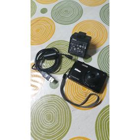 Camara Nikon Coolpix S4200 720p