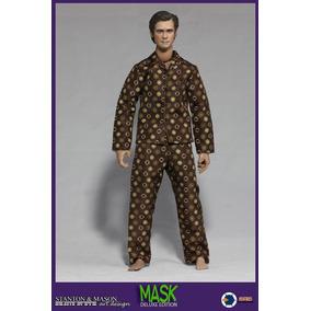 En Mano Hot Asmus Toys Mask Stanley Ipkiss Jim Carrey 1/6