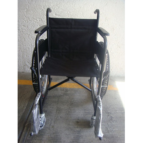 Silla De Ruedas Económica De Llanta Neumática