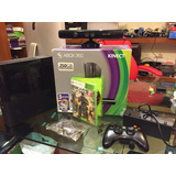 Xbox 360 E Disco 250 Gb Kineckt Gears Of War 3 Envio Gratis