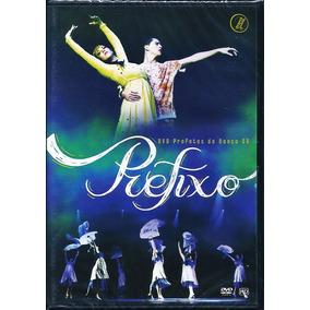 Dvd Profetas Da Dança - Vol 8 Prefixo | Gisela Matos