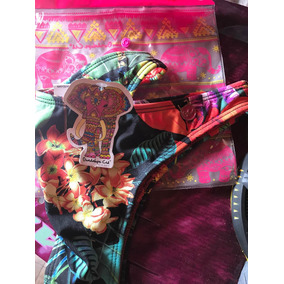 Bikini Malla Guadalupe Cid Talle M Solo Parte De Abajo Cmu