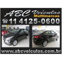 Hb20 Sedan Premium 1.6 Flex Automatico - Ano 17/17 Cod G050