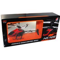 Helicóptero Drone, Heng Xiang V-max Hx 725, Batería De 3.7v,